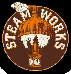 Logo Steamworks