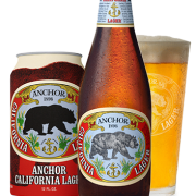 california lager importation bière