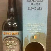 Importation bière Hoften Dormaal BA Blond