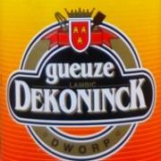 Importation bière De Koninck Oude Gueuze