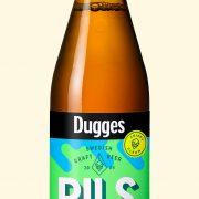 Importation bière Dugges Pils
