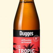 Importation bière Dugges Tropic Thunder
