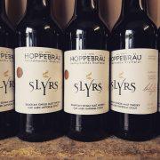 Importation bière Hoppebrau Slyrs 12