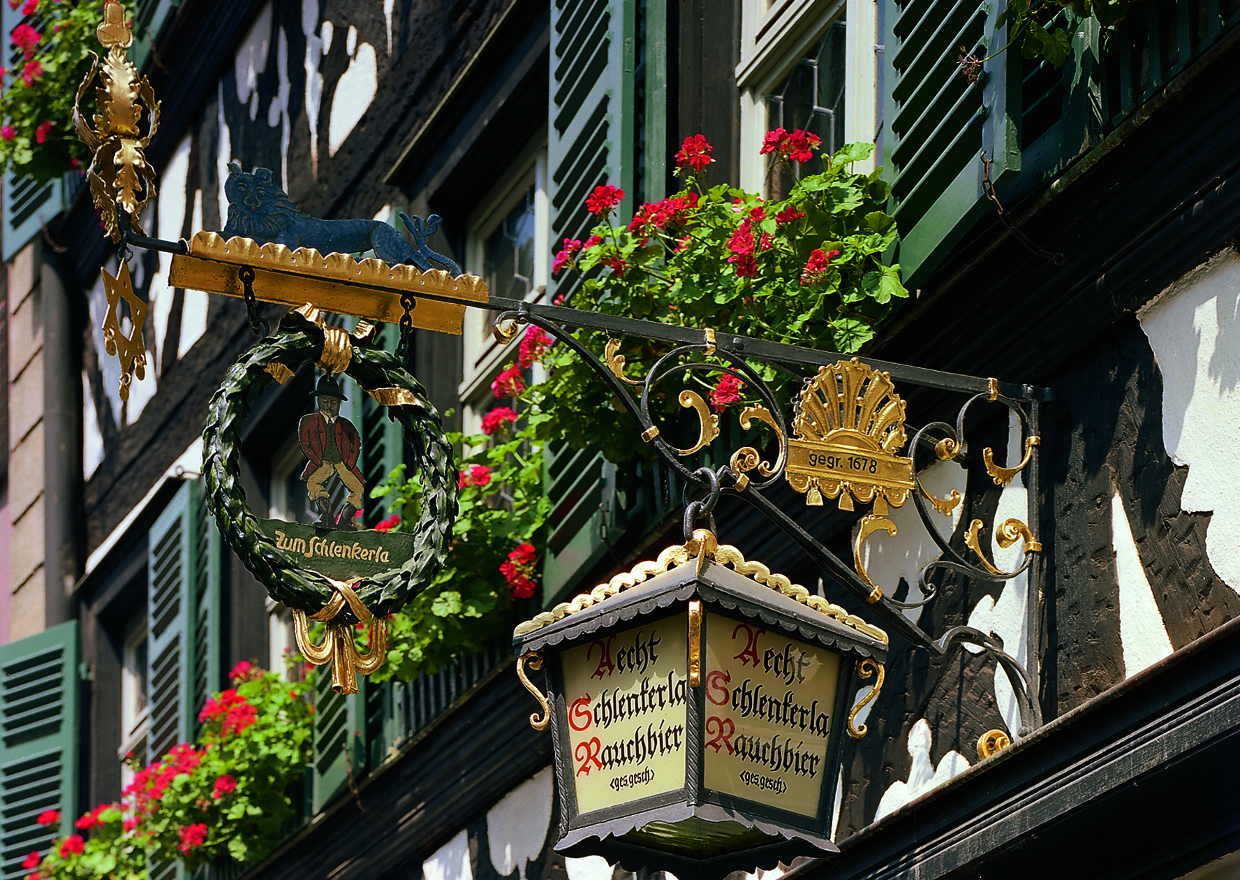 Importation bière brasserie Schlenkerla