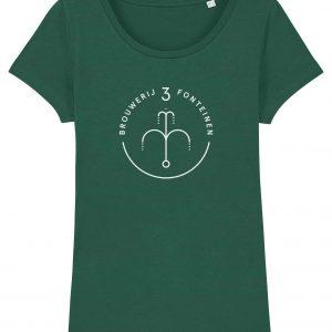 3-fonteinen-t-shirt-femme